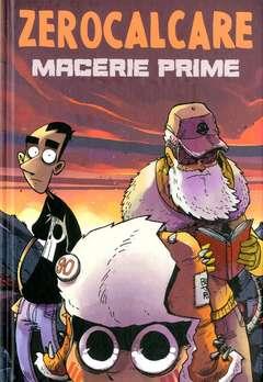 Copertina MACERIE PRIME n. - MACERIE PRIME, BAO PUBLISHING