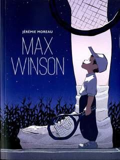 Copertina MAX WINSON n.0 - MAX WINSON, BAO PUBLISHING