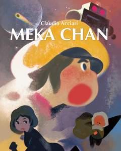 Copertina MEKA CHAN n.0 - MEKA CHAN, BAO PUBLISHING