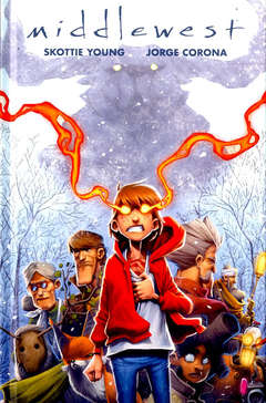 Copertina MIDDLEWEST n.2 - MIDDLEWEST, BAO PUBLISHING
