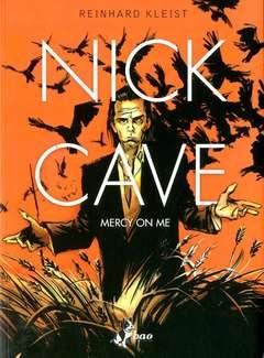 Copertina NICK CAVE n. - NICK CAVE, BAO PUBLISHING