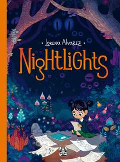 Copertina NIGHTLIGHTS n. - NIGHTLIGHTS, BAO PUBLISHING