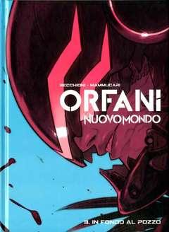 Copertina NUOVO MONDO (m4) n.3 - IN FONDO AL POZZO, BAO PUBLISHING