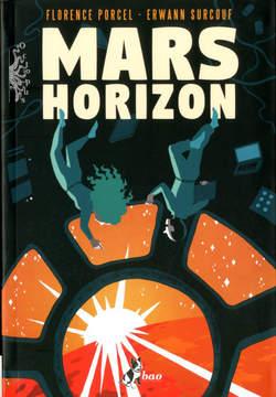 Copertina MARS HORIZON n. - MARS HORIZON, BAO PUBLISHING