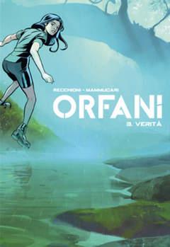 Copertina ORFANI Ed. Assoluta (m4) n.3 - VERITA', BAO PUBLISHING