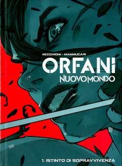 Copertina ORFANI n.9 - NUOVO MONDO (m4), BAO PUBLISHING