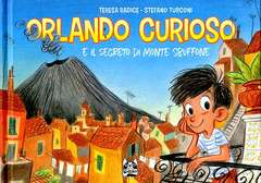 Copertina ORLANDO CURIOSO n.0 - ORLANDO CURIOSO E IL SEGRETO DI MONTE SBUFFONE, BAO PUBLISHING