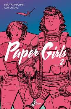 Copertina PAPER GIRLS (m6) n.2 - PAPER GIRLS, BAO PUBLISHING