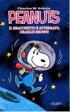 Copertina PEANUTS IL BRACCHETTO E'... n.0 - IL BRACCHETTO E' ATTERRATO, CHARLIE BROWN, BAO PUBLISHING