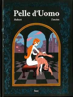 Copertina PELLE D'UOMO n. - PELLE D'UOMO, BAO PUBLISHING