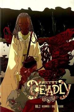 Copertina PRETTY DEADLY n.2 - PRETTY DEADLY, BAO PUBLISHING