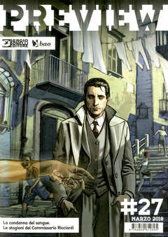 Copertina PREVIEW n.27 - PREVIEW, BAO PUBLISHING