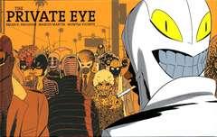 Copertina PRIVATE EYE n.0 - THE PRIVATE EYE, BAO PUBLISHING