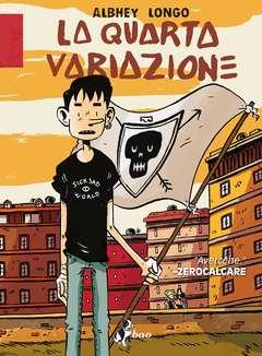Copertina QUARTA VARIAZIONE n. - LA QUARTA VARIAZIONE, BAO PUBLISHING