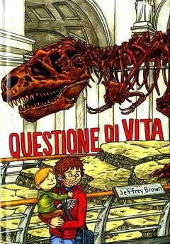 Copertina QUESTIONE DI VITA n.0 - QUESTIONE DI VITA, BAO PUBLISHING