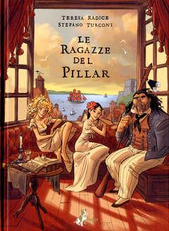 Copertina RAGAZZE DEL PILLAR n. - LE RAGAZZE DEL PILLAR, BAO PUBLISHING