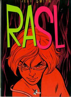 Copertina RASL #1 Variant n.2 - RASL #1 - Variant, BAO PUBLISHING