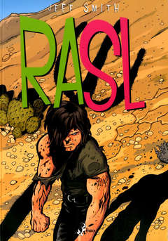 Copertina RASL #1 Variant n.1 - RASL - Convention Special Edition, BAO PUBLISHING