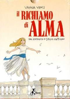 Copertina RICHIAMO DI ALMA n.0 - IL RICHIAMO DI ALMA, BAO PUBLISHING