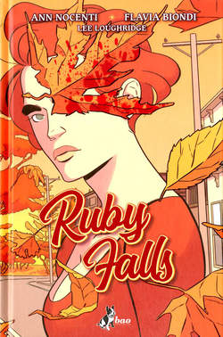 Copertina RUBY FALLS n. - RUBY FALLS, BAO PUBLISHING