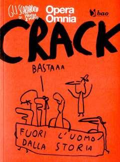 Copertina SCARABOCCHI DI MAICOL E MIRCO n.4 - CRACK, BAO PUBLISHING