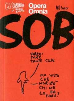 Copertina SCARABOCCHI DI MAICOL E MIRCO n.2 - SOB, BAO PUBLISHING