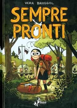 Copertina SEMPRE PRONTI n. - SEMPRE PRONTI, BAO PUBLISHING