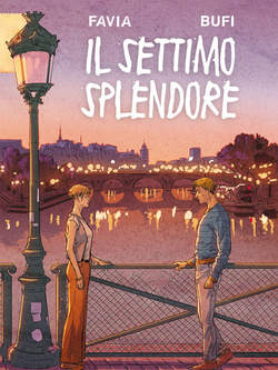 Copertina SETTIMO SPLENDORE n.0 - IL SETTIMO SPLENDORE, BAO PUBLISHING