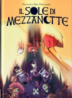 Copertina SOLE DI MEZZANOTTE n. - IL SOLE DI MEZZANOTTE, BAO PUBLISHING