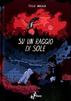 Copertina SU UN RAGGIO DI SOLE n. - SU UN RAGGIO DI SOLE, BAO PUBLISHING