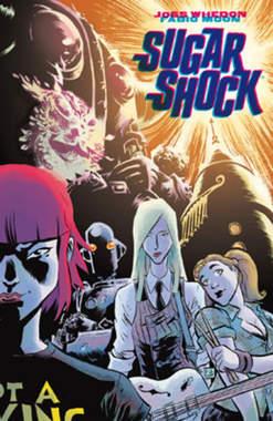 Copertina SUGAR SHOCK n.0 - SUGAR SHOCK, BAO PUBLISHING