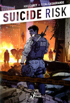 Copertina SUICIDE RISK (m6) n.1 - SUICIDE RISK, BAO PUBLISHING