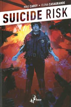 Copertina SUICIDE RISK (m6) n.2 - SUICIDE RISK, BAO PUBLISHING