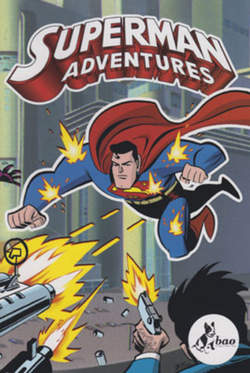 Copertina SUPERMAN ADVENTURES n.0 - SUPERMAN ADVENTURES, BAO PUBLISHING