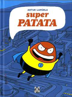 Copertina SUPERPATATA n.0 - SUPERPATATA, BAO PUBLISHING