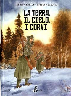 Copertina TERRA IL CIELO I CORVI n. - LA TERRA, IL CIELO, I CORVI, BAO PUBLISHING