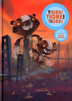 Copertina TIGRE! TIGRE! TIGRE! n.0 - TIGRE! TIGRE! TIGRE!, BAO PUBLISHING