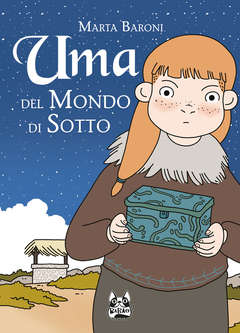 Copertina UMA DEL MONDO DI SOTTO n. - UMA DEL MONDO DI SOTTO, BAO PUBLISHING