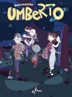 Copertina UMBERTO n. - UMBERTO, BAO PUBLISHING