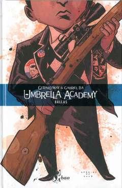 Copertina UMBRELLA ACADEMY n.2 - DALLAS, BAO PUBLISHING