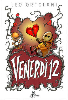 Copertina VENERDI' DODICI n. - VENERDI' DODICI, BAO PUBLISHING