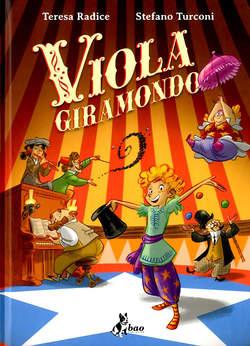 Copertina VIOLA GIRAMONDO n. - VIOLA GIRAMONDO, BAO PUBLISHING