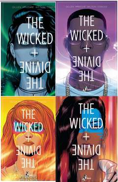 Copertina WICKED + THE DIVINE #1 Variant n.0 - WICKED + THE DIVINE #1 Variant, BAO PUBLISHING