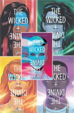 Copertina WICKED + THE DIVINE n.1 - THE WICKED + THE DIVINE, BAO PUBLISHING