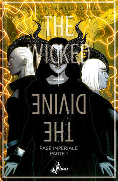 Copertina WICKED + THE DIVINE n.5 - THE WICKED + THE DIVINE, BAO PUBLISHING