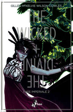 Copertina WICKED + THE DIVINE n.6 - THE WICKED + THE DIVINE, BAO PUBLISHING