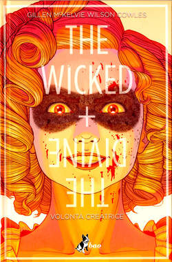 Copertina WICKED + THE DIVINE n.7 - THE WICKED + THE DIVINE, BAO PUBLISHING