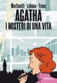 Copertina AGATHA n.0 - AGATHA - I MISTERI DI UNA VITA, BD EDIZIONI
