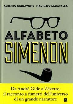 Copertina ALFABETO SIMENON n. - ALFABETO SIMENON, BD EDIZIONI