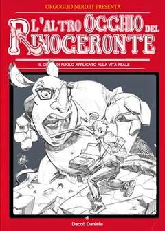 Copertina ALTRO OCCHIO DEL RINOCERONTE n.0 - L'ALTRO OCCHIO DEL RINOCERONTE, BD EDIZIONI